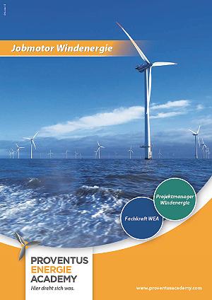 Imagebroschüre Proventus Energie Academy Mai 2016